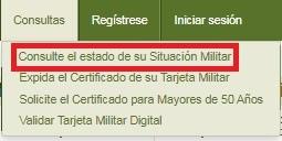 Certificado libreta militar Colombia 3