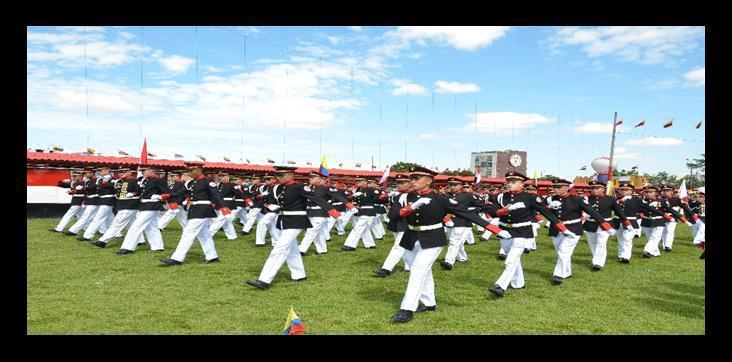 Inscripción Colegio Militar Simón Bolívar | Colombia