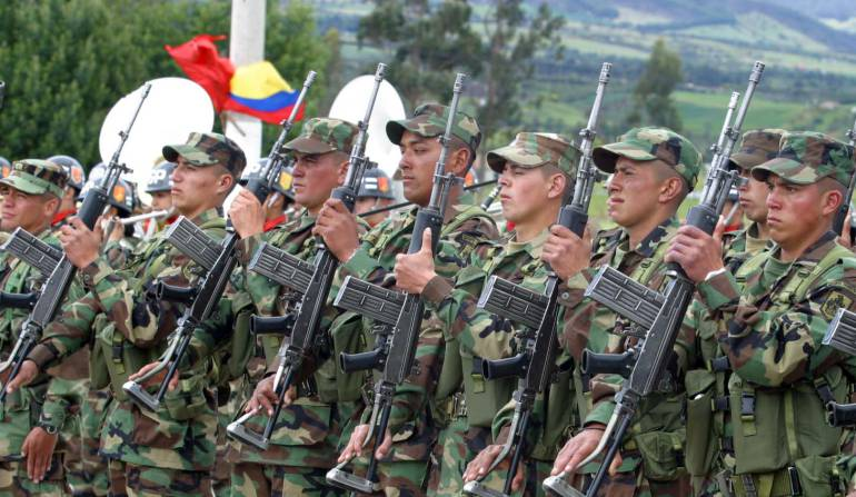 Prestar servicio militar en Colombia | Convocatoria + Requisitos