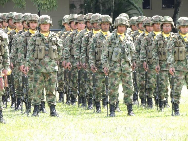 Prestar servicio militar 3