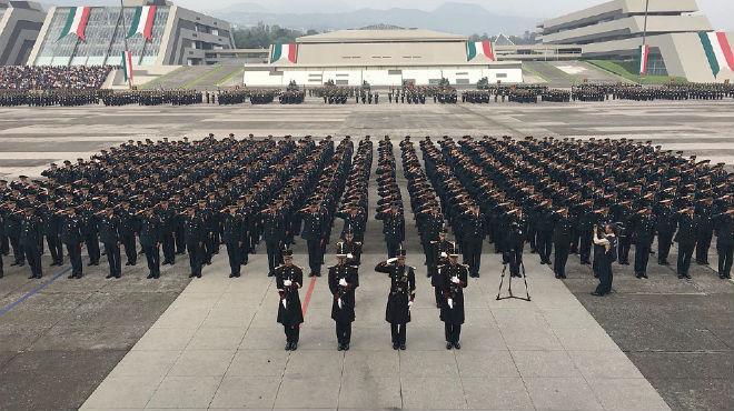 Universidad Militar   ¿Como entrar a la universidad militar Mexicana?