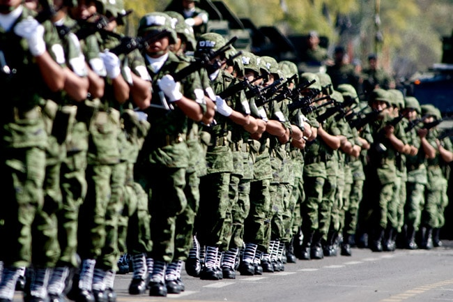 Inscripción Escuela militar de Materiales de Guerra